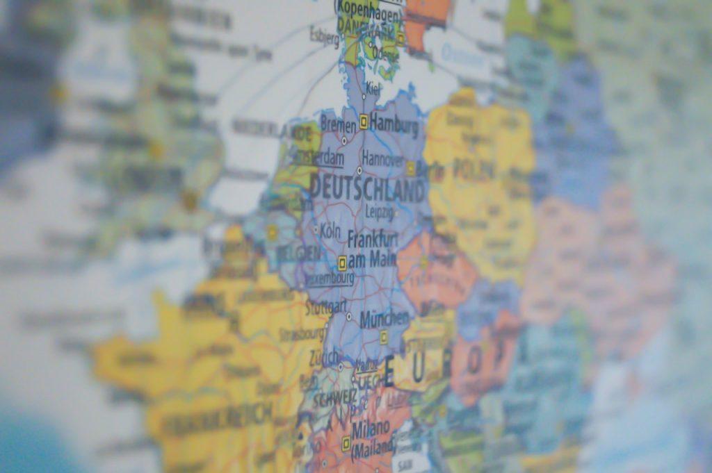 Europa und das EBRG