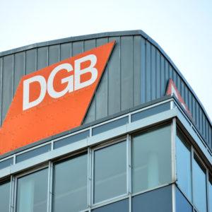DGB-Gebäude in Berlin.