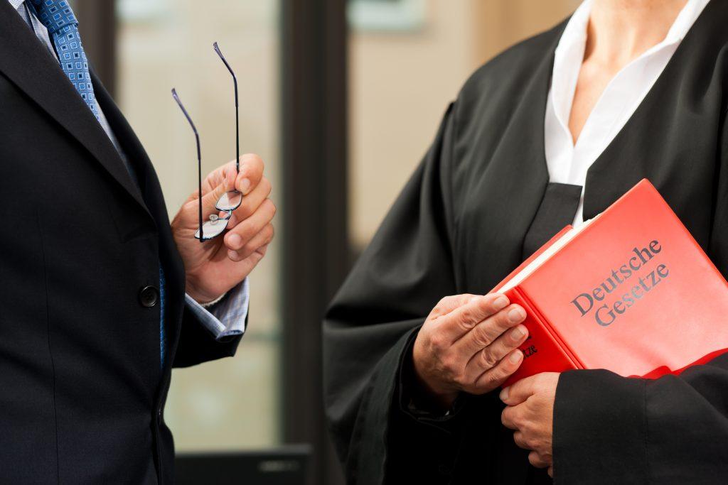 Hilfe vom Anwalt