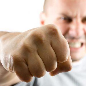 Gewalt gegen Mitarbeiter