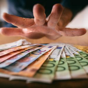 Geld zurückwollen