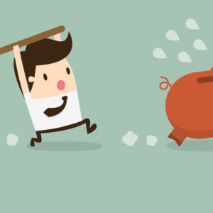 Geld zurückholen (Symbolbild)
