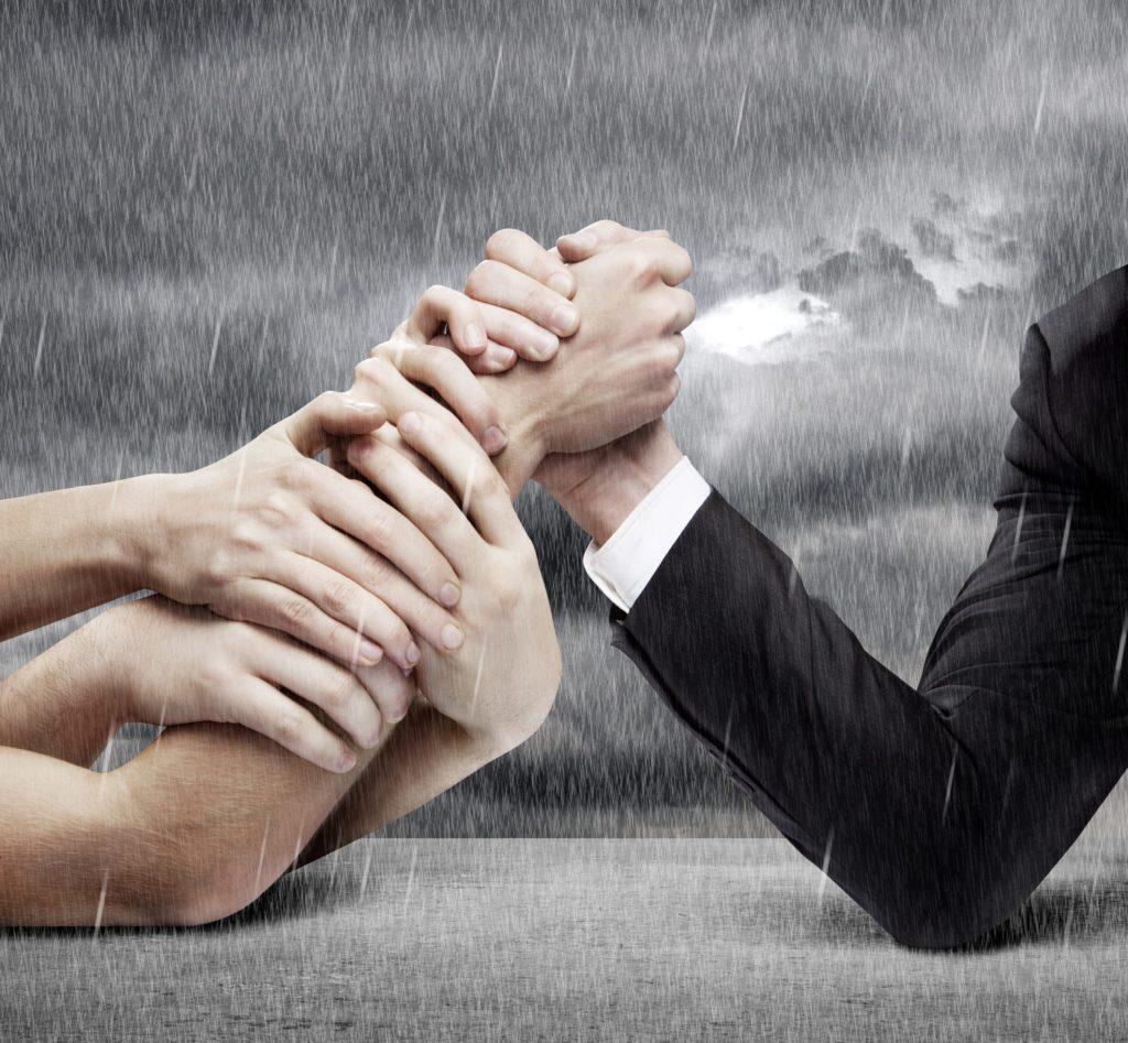 Zur Streitschlichtung zwischen BR und Arbeitgeber gibt es die Einigungsstelle