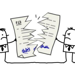 Zerrüttetes Arbeitsverhältnis (Symbolbild)