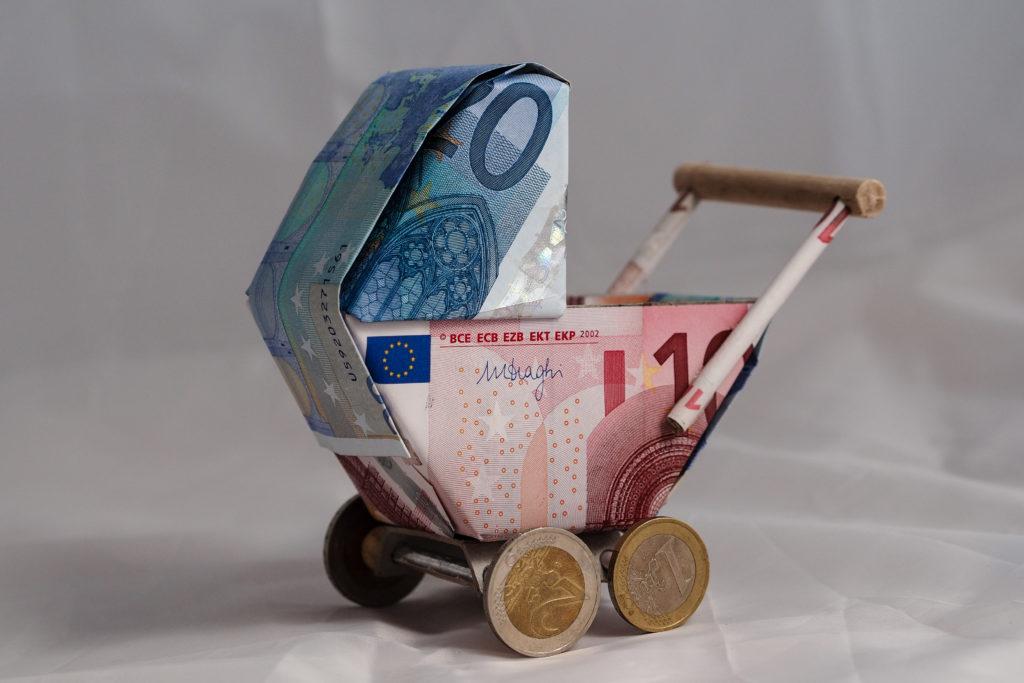 Elterngeld (Symbolbild)