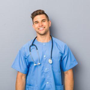 Ausbildung in der Pflege (Symbolbild)