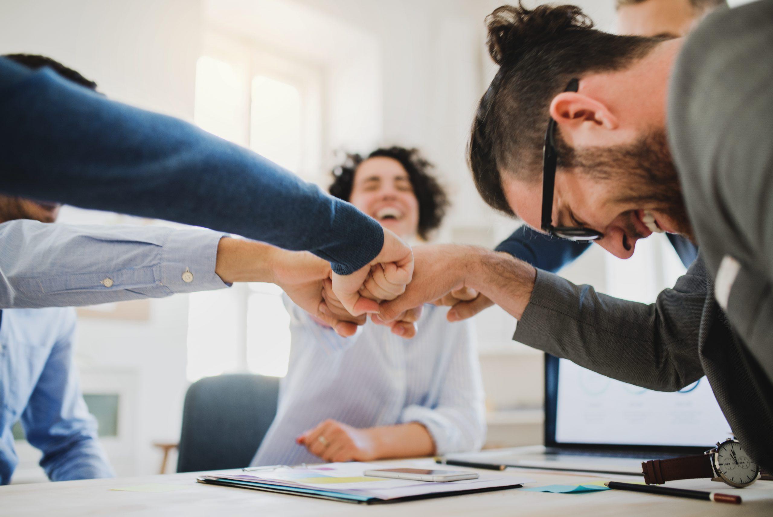 Erfolgreicher Betriebsrat (Symbolbild)