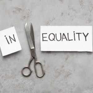 Gleichheit (Symbolbild)