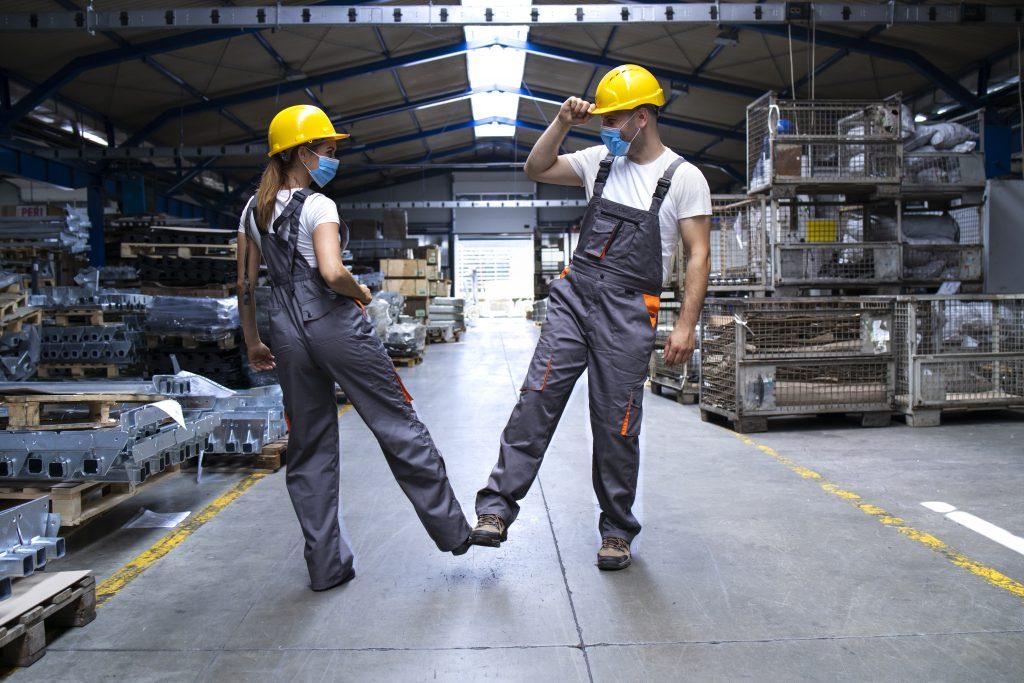 Arbeitsschutz und SARS-CoV-2