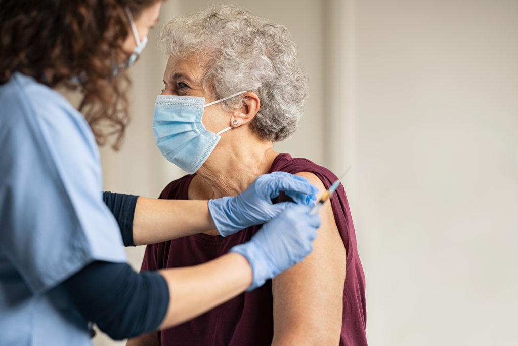 Corona-Schutzimpfung