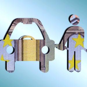 Tankgutschein (Symbolbild)