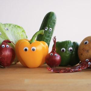 Lebensmittel in Kita (Symbolbild)