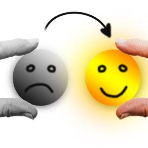 Verbesserte Stimmung (Symboldbild)