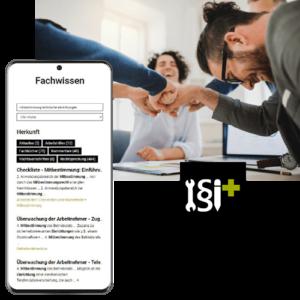 Betriebsratspraxis24+ Mock-Up