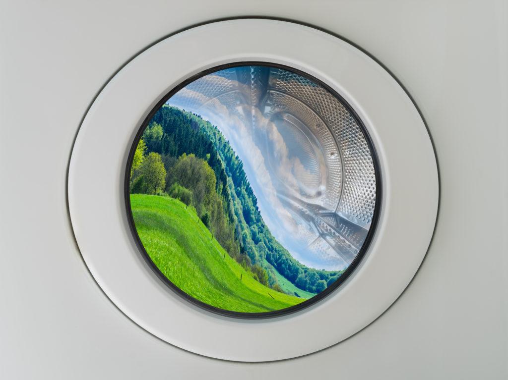 Greenwashing (Symbolbild)