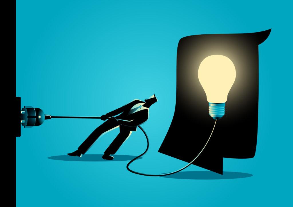 Innovation wird verhindert (Symbolbild).