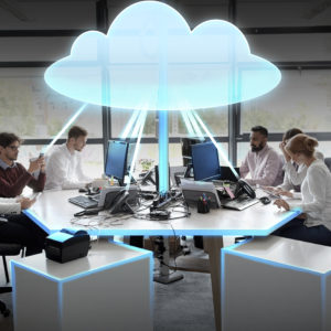 Cloud-basierte Software (Symbolbild).