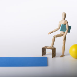 Physiotherapie (Symbolbild).